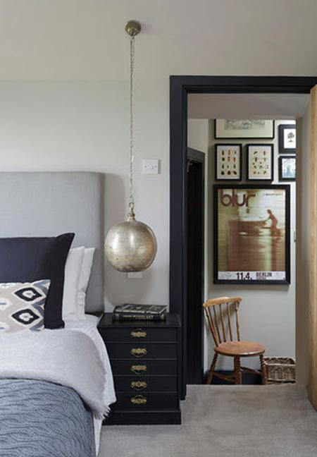مناسب ترین چراغ های اتاق خواب,نور مناسب اتاق خواب