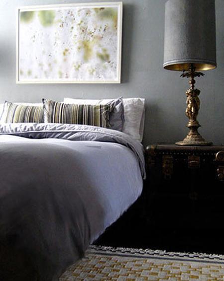 دکوراسیون و چیدمان اتاق خواب, نور اتاق خواب