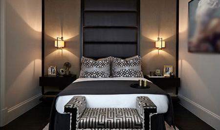 مناسب ترین چراغ های اتاق خواب,ایده هایی برای نورهای اتاق خواب
