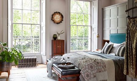 تزیینات زیبای اتاق خواب, چیدمان دکوراسیون اتاق خواب