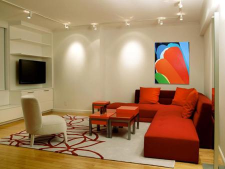 استفاده از قالیچه در خانه, چیدمان خانه با قالیچه