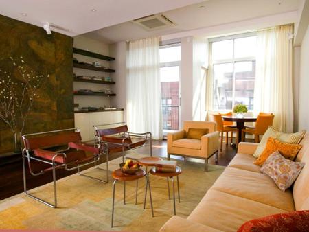 دکواسیون خانه با قالیچه, اصول استفاده از فرش و قالیچه در خانه