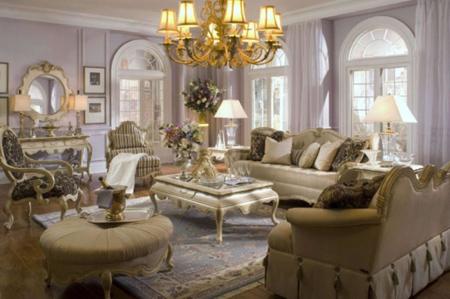 انتخاب رنگ خانه های گرانقیمت, رنگ مناسب خانه های گران و لوکس