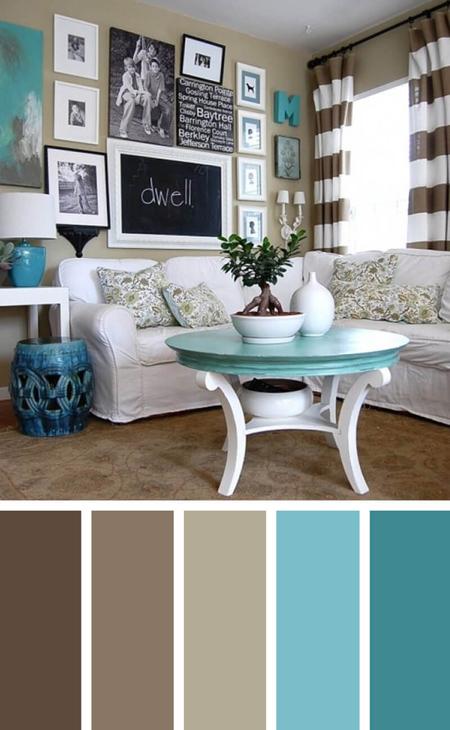 ترکیب رنگ آرامش بخش,آشنایی با رنگ های آرامش بخش