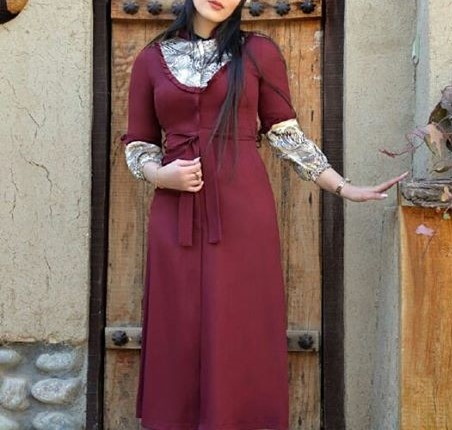 مدل مانتو عید بهار