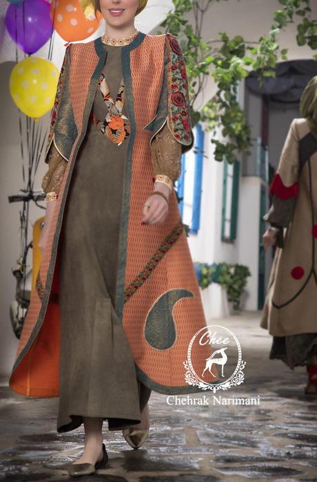 مدل مانتو عید 1398