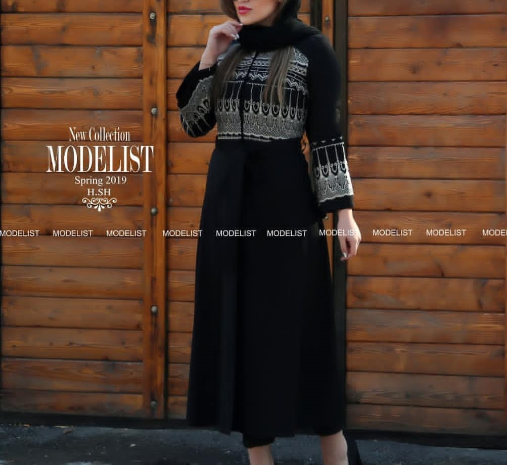 مدل مانتو شیک دخترانه برای عید 98