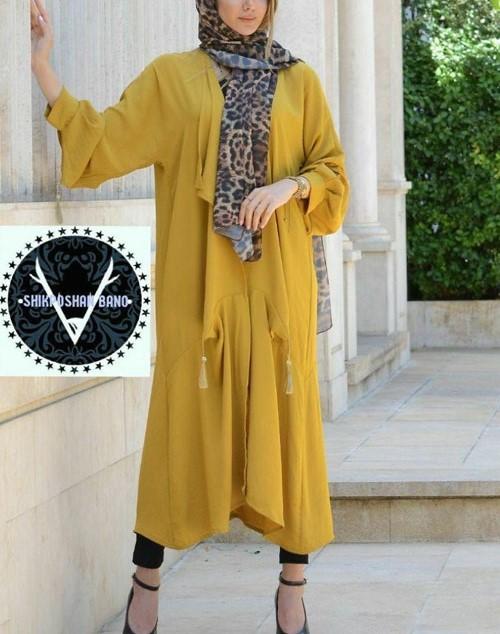 مدل مانتو اسپرت دخترانه سال 98