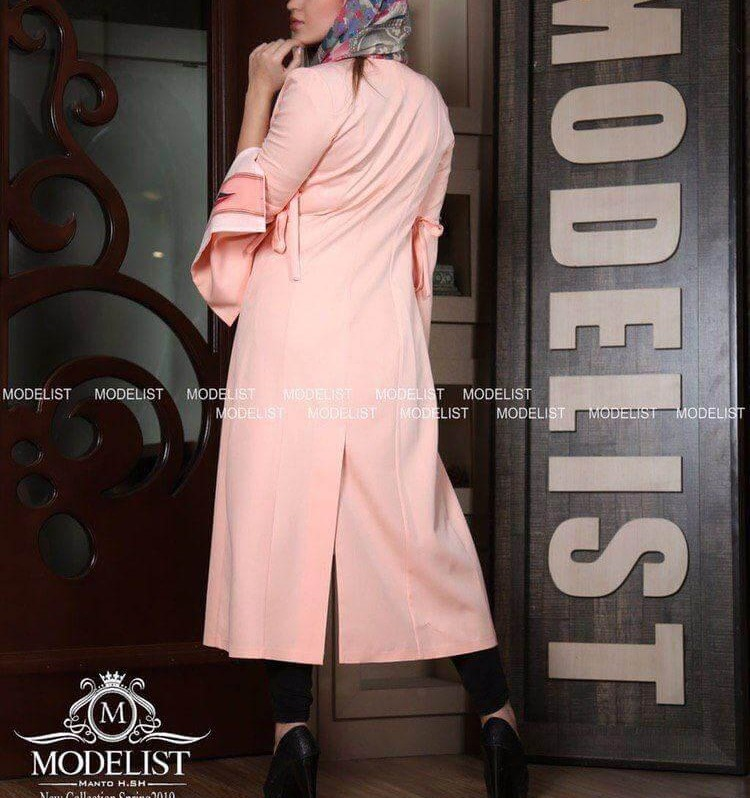 مدل مانتو اسپرت دخترانه عید سال 98