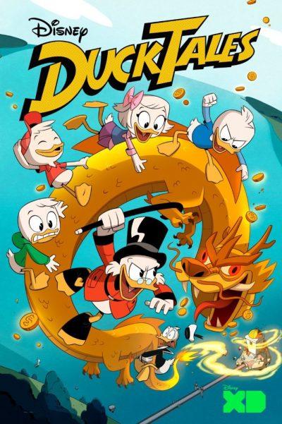 دانلود سریال DuckTales