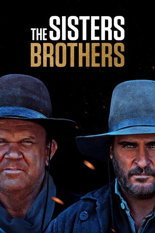 دانلود دوبله فارسی فیلم The Sisters Brothers 2018