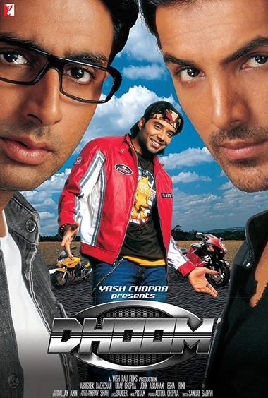 دانلود فیلم Dhoom 2004 دوبله فارسی