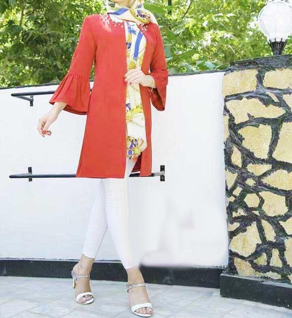 مدل مانتو عید اینستاگرام