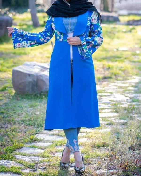 عکس مدل مانتو عید دخترانه 99