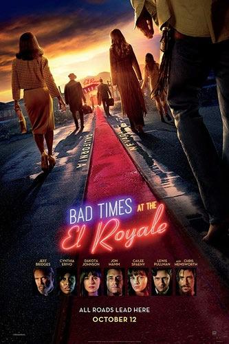 دانلود  فیلم Bad Times At The El Royale 2018