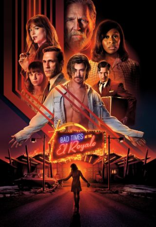 دانلود فیلم Bad Times at the El Royale 2018