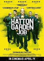 دانلود فیلم The Hatton Garden Job 2017