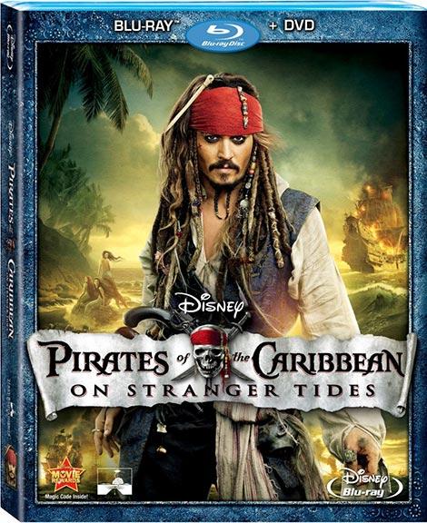 دانلود دوبله فارسی فیلم Pirates of the Caribbean 2011