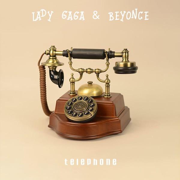 دانلود آهنگ تلفن Telephone از لیدی گاگا و بیانسه کیفیت 320 + ترجمه متن