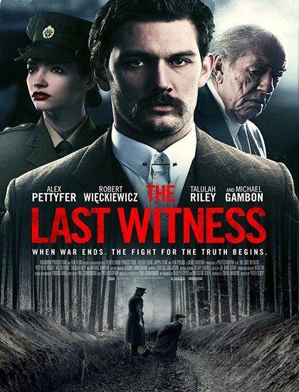 دانلود فیلم آخرین شاهد 2018 دوبله فارسی The Last Witness