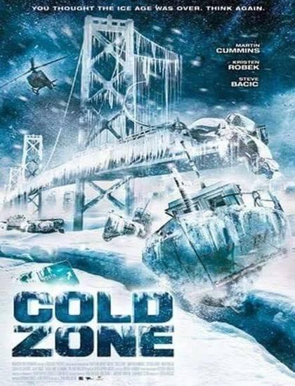 دانلود فیلم موج سرما 2017 دوبله فارسی Cold Zone