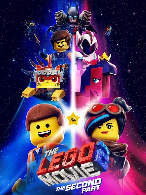 دانلود انیمیشن فیلم لگو ۲ دوبله فارسی The Lego Movie 2 2019