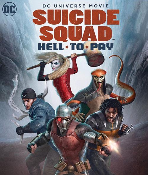 دانلود انیمیشن Suicide Squad: Hell to Pay 2018
