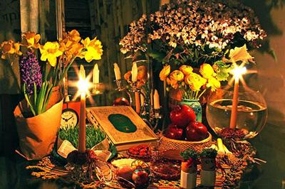 پیام تبریک رئیس شورای اسلامی روستای پاقلات به مناسبت عید باستانی نوروز