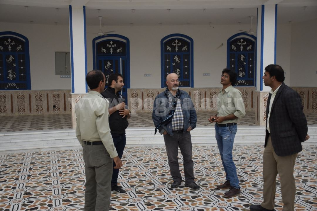 گزارش تصویری از حضور عوامل برنامه یه روز تازه در روستای پاقلات