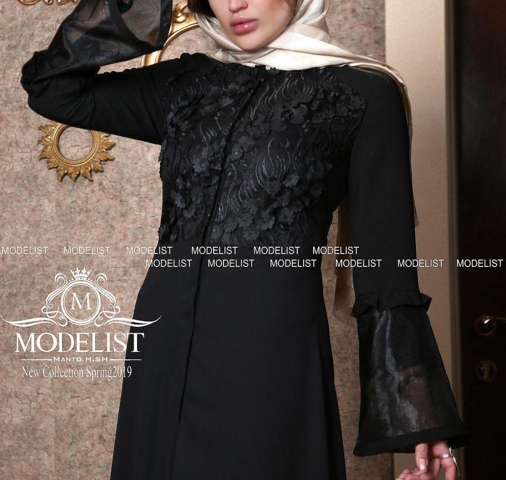 جدیدترین مدل مانتو سال ۹۸ دخترانه