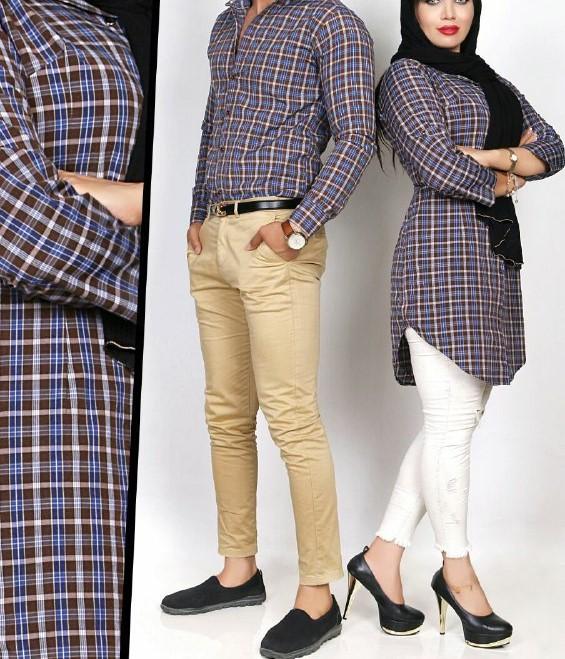 ست لباس زن و شوهر برای عید ۹۸