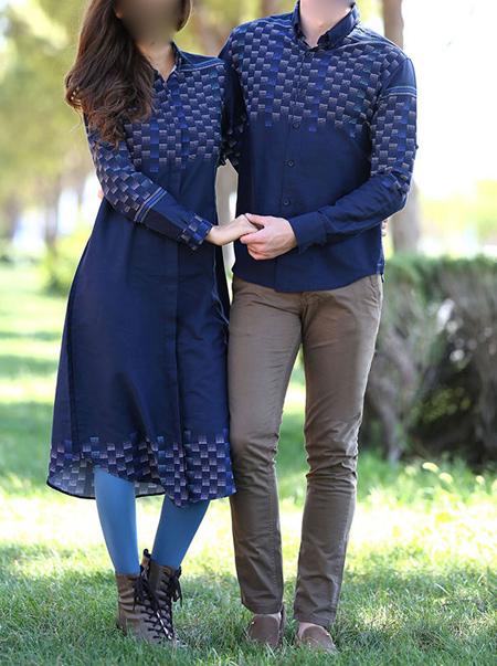 جدیدترین مدل لباس ست زن و شوهر