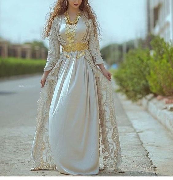 مدل لباس زنانه کردی مجلسی