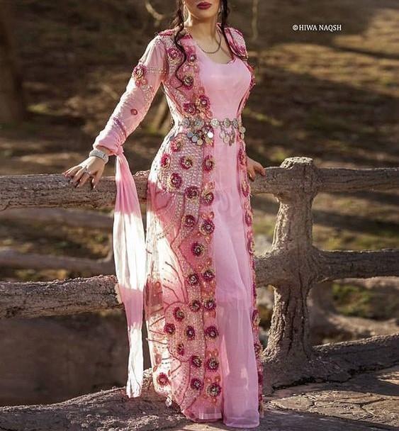 پرطرفدارترین مدل لباس مجلسی هنررقیه سال 98