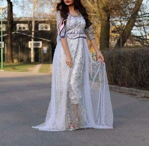 زیباترین مدل لباس کردی زنانه