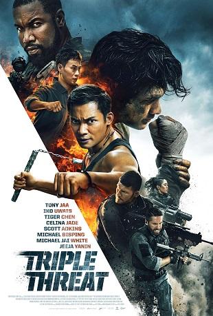 دانلود فیلم Triple Threat 2019