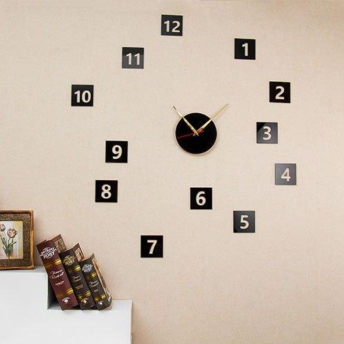 خرید ساعت دیواری طرح ونکوور
