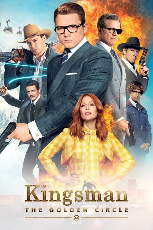 دانلود فیلم Kingsman: The Golden Circle 2017 دوبله فارسی