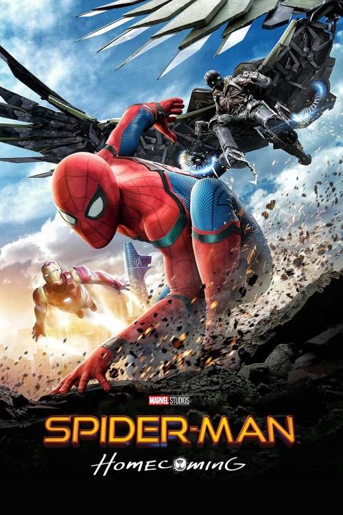 دانلود فیلم Spider-Man: Homecoming 2017 دوبله فارسی