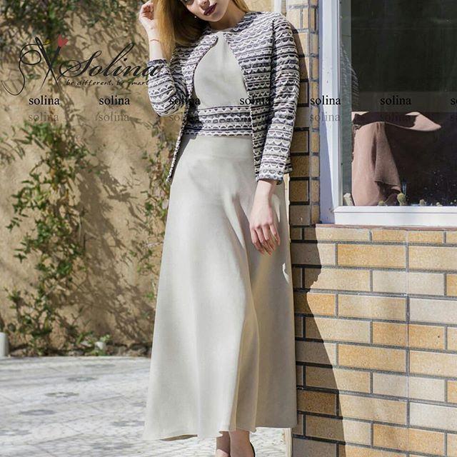 مدل مانتوی بلند جدید دخترانه