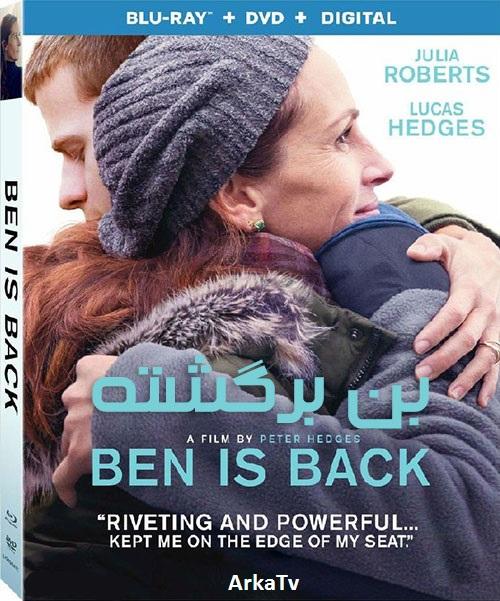 دانلود دوبله فارسی فیلم بن برگشته Ben Is Back 2018