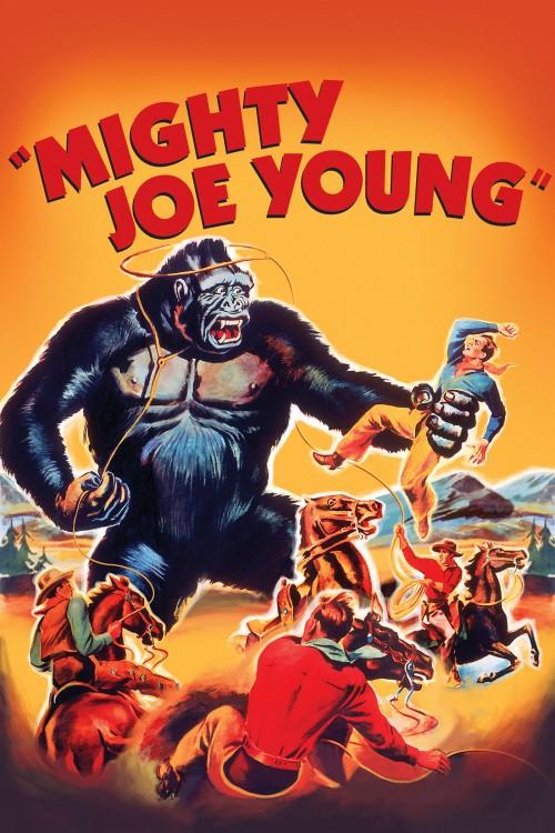 دانلود فیلم Mighty Joe Young 1949 دوبله فارسی