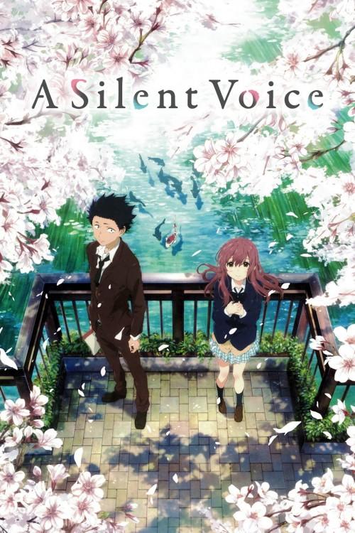 دانلود فیلم A Silent Voice 2016 دوبله فارسی