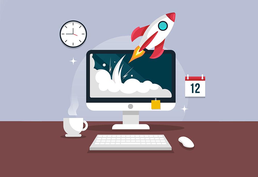 چطور سرعت وب سایت خود را افزایش دهیم؟