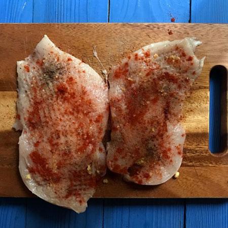 طرز پخت مرغ طعم دار, مواد مورد نیاز برای تهیه مرغ طعم دار
