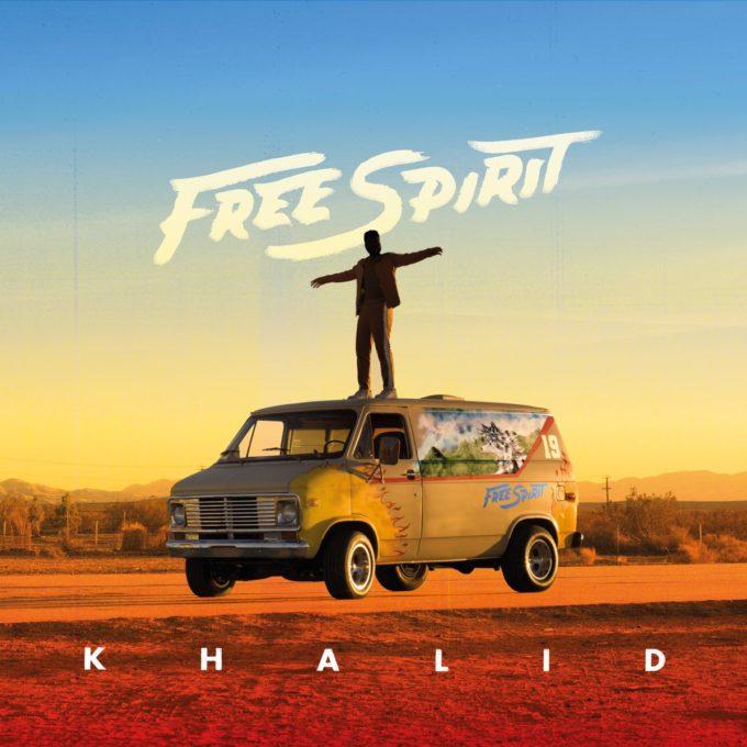 دانلود آلبوم Free Spirit از Khalid (خالید رابینسون) با کیفیت 320