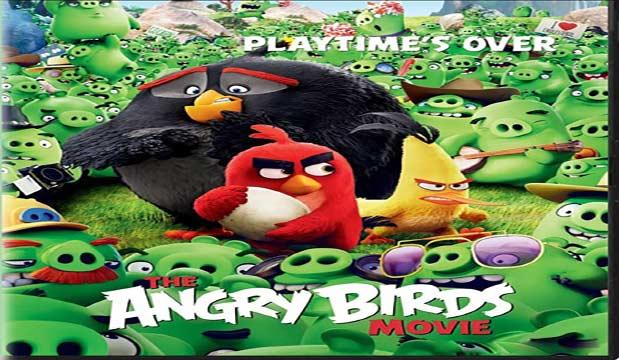 انیمیشن پرندگان خشمگین -دوبله-Angry Birds 2016