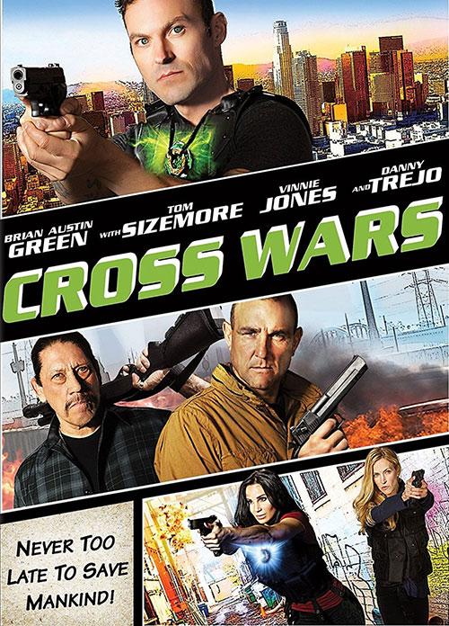 دانلود دوبله فارسی فیلم جنگ های صلیبی Cross Wars 2017