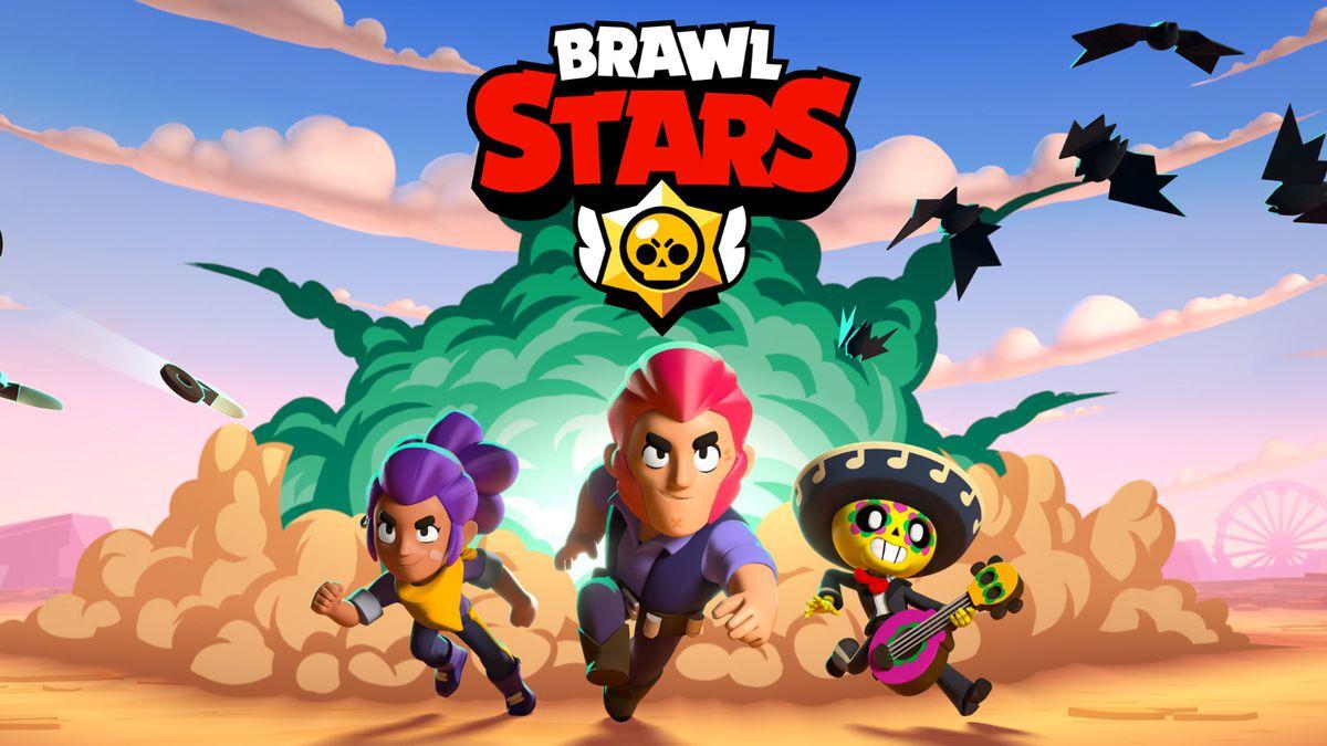 بازی جدید Brawl stars از شرکت سوپر سل