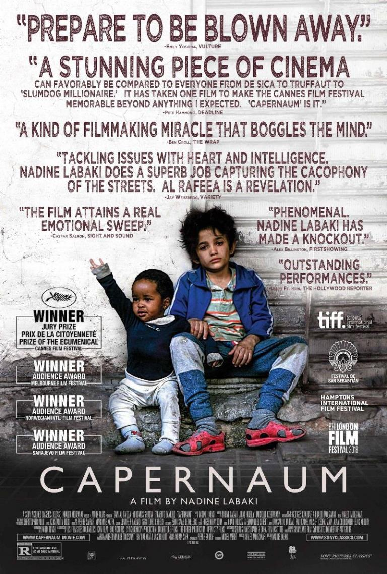 دانلود فیلم Capernaum 2018 با زیرنویس فارسی